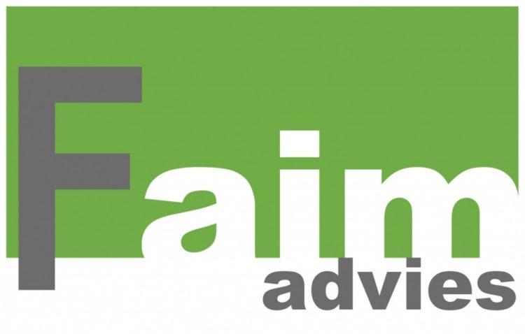 Logo Faim Advies ZomerOndernemer