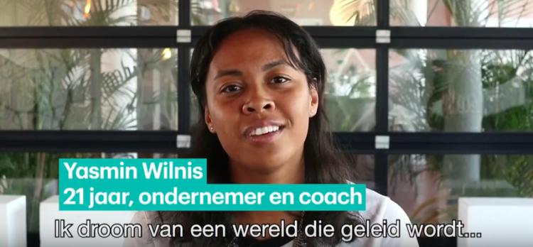 Yasmin Wilnis ZomerOndernemer op RTLZ