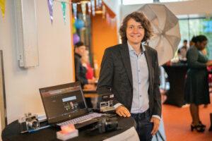 Martijn van Etten - Wildcard winnaar ZomerOndernemer Flevoland 2019.